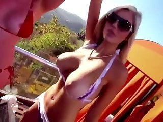 Ass Licking video: Spring break