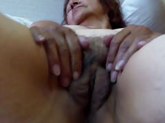 Granny Olga masturbation - Granny Olga masturbation