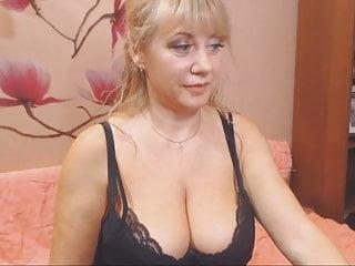 Blonde Milf Mature video: MatureofKind big tits