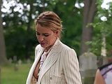 Blake Lively Nip Slip in A Simple Favor On ScandalPlanet.Com