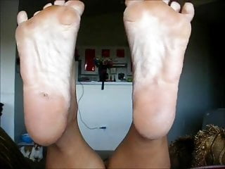 Arab Milf video: Mes pieds