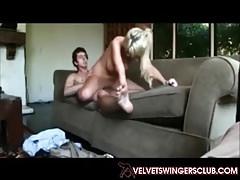 Velvet Swingers Club Coppia amatoriale hot trio casalingo