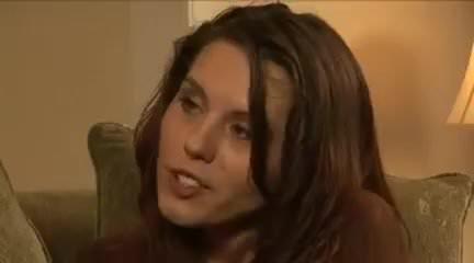 Домашний стриптиз и мастурбация
