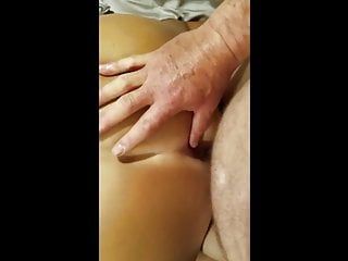 Early morning fuck with a creampie