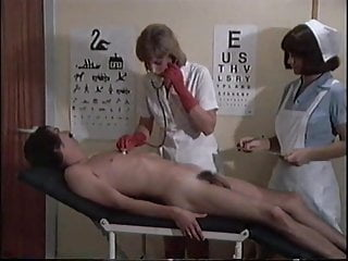 Hardcore Vintage Blowjob video: LW - A special clinic visit in Germany