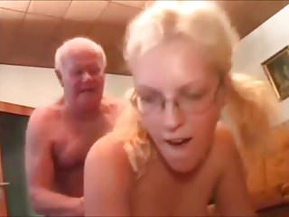 Oldyoung Sexing video: Grandpa Mirek sex