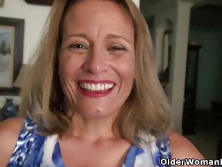 .An older woman means fun part 50.