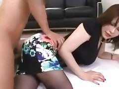 Japonesa CFNM Tight Skirt Obsession 2