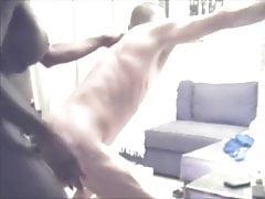 Black Trans Female Porking Her Marionette Part One