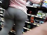 Big booty candid latina milf