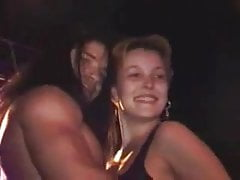 stripper fucks a woman