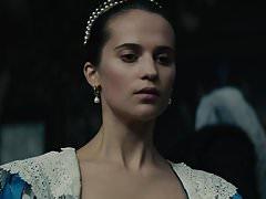 Alicia Vikander - Tulip Fever (2017) Sex scény