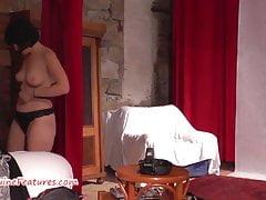 Casting i erotyczna sesja zdjęciowa z 19yo czeską nastolatką
