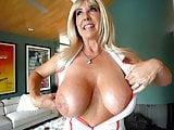 Head Nurse Sucks Cock And Swallows Cum
