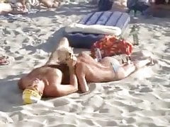 Blowjob am Strand Kazantip