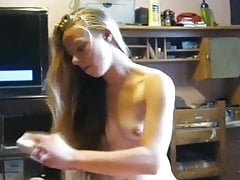 Trisha Annabelle giving my neighbor a smoking blow job again