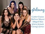 Big Boobs Pornstars xxx: Lesbian pussy eater vampires # Part 1