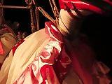hanging kigurumi breathplay