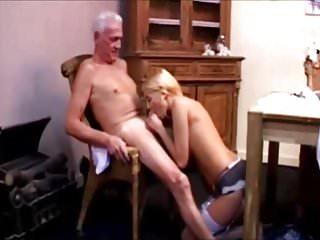 Hardcore Oldyoung video: Grandpa Whitey