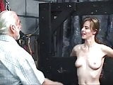 Domina becomes sub for a while