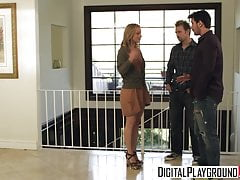 Kayden Kross James Deen - The Con Job Scene 3 - Digital Play