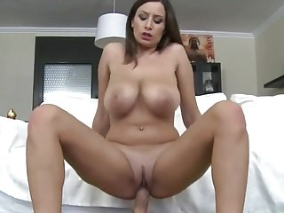 Huge Massive Boobs Riding Tits...