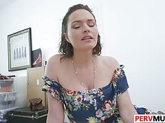 Stepsons Big Penis In Nubile Krissy Lynn