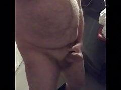 stripping a cum