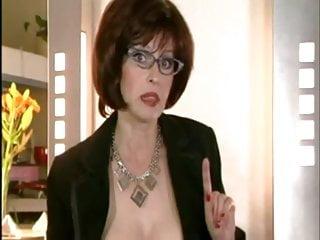 Tits Mature European video: Nylon teacher