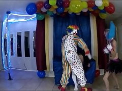 The PornStar Comedy Show The Pervy The Clown Show