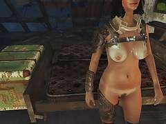 Fallout 4 - Piper sort du lit