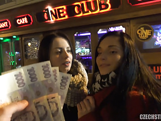 Czech Pov Czechav video: Czech Streets - I Picked up Girl in front of Prague Bar