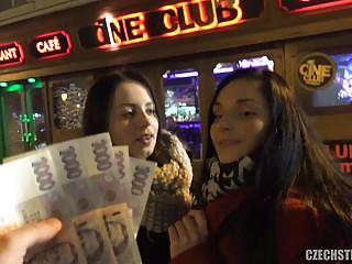 Czech Pov Czechav video: Czech Streets - I Picked up Girl in front of Prague Bar