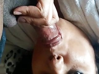 Indian Blowjob Milf vid: Indian wife giving blowjob to driver