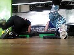 Big Ass Fitnessstudio