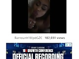 Blac Chyna Sucking Dick (Leaked Video 2-19-2018)