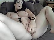 #3 pale busty big tit cam girl.