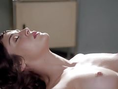Lizzy Caplan Nude Boobs in Masters Of Sex ScandalPlanet.Com