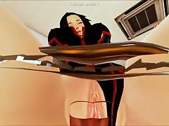 Boku kein Held Akademie Momo 3d Hentai