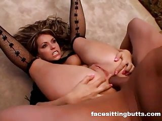 Gorgeous anal queen got stuffed...