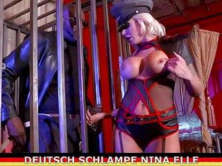 NINA ELLE GERMAN WHORE