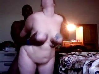 Fucking a sexy bbw...