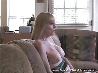 Big At Out Tit Home Amateur Grandma Helps