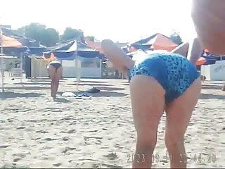 Sexy granny voyeur...
