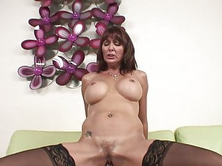 Big Cock Softcore British video: Horny mom come big  dick