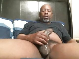 Daddy bear jacking bed...