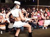 Sexy Sailor Twerking