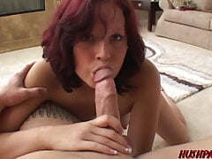 Teen Alexis Red is Eager to give POV Head