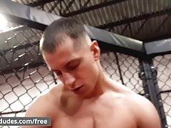 Joe Mentana Jordan Fox - Dudes In Public 25 - Combat