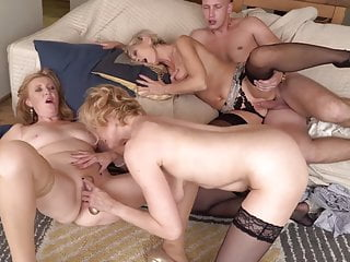 The Swinger Experience Presents Mothers fuck lucky sons